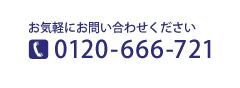 0120-666-721